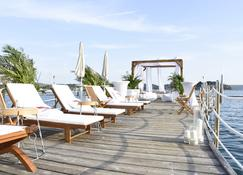 Mind Hotel Slovenija - LifeClass Hotels & Spa - Portorož - Innenhof