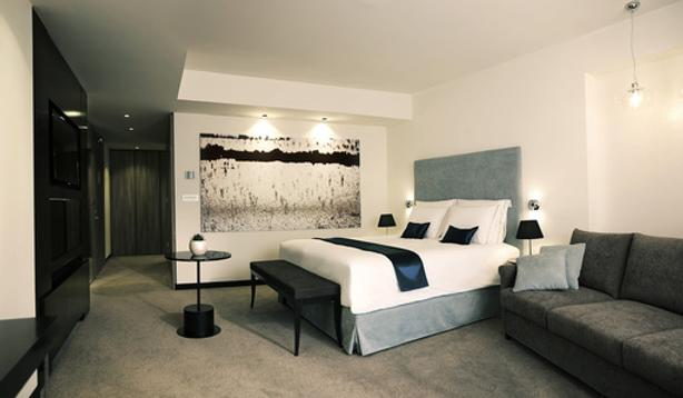 Mind Hotel Slovenija - LifeClass Hotels & Spa - Portorož - Makuuhuone