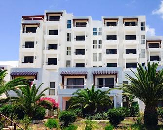 Suite Hotel Marina Playa - Esquinzo - Gebouw