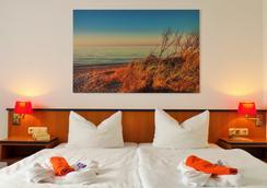 Hotel Seeblick - Klausdorf (Mecklenburg-Vorpommern) - Bedroom