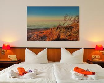 Hotel Seeblick - Klausdorf (Mecklenburg-Vorpommern) - Camera da letto
