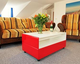 Hotel Seeblick - Klausdorf - Obývací pokoj