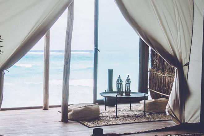 Habitas Tulum - Tulum - Living room