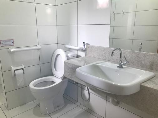 Bonito Hi Hostel - 博尼圖 - 浴室