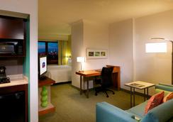 SpringHill Suites by Marriott Newark Liberty International Airport - Newark - Chambre
