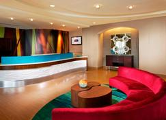 Springhill Suites By Marriott Newark Liberty International - Newark - Front desk