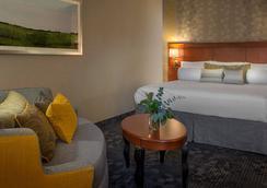 艾迪生中途萬怡酒店 - 艾迪遜 - 艾迪生 - 臥室