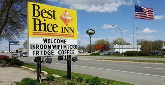 Best Price Inn - Rochester - Θέα στην ύπαιθρο