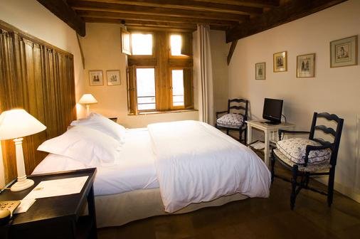 Le Champ Des Oiseaux - Troyes - Bedroom