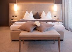 The Lodge- Golf Club Eppan - Appiano sulla Strada del Vino - Bedroom