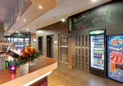 Meininger Hotel Frankfurt/Main Airport - Frankfurt am Main - Lobby