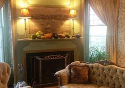 Ivy Lodge - Newport - Σαλόνι