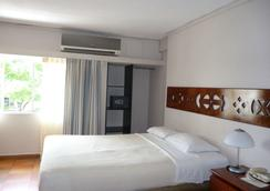 Hotel Tower House Suites - Panama Stadt - Schlafzimmer