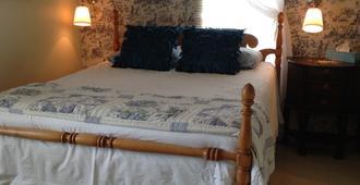 Hotel Motel Vagues Vertes - Perce - Schlafzimmer