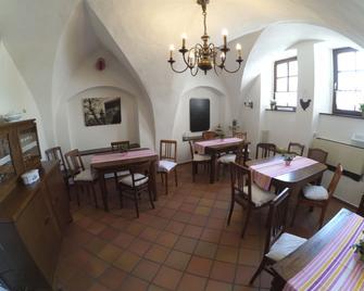 Hotel am Neumarkt - Zeitz - Restaurant