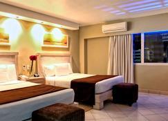 Riande Granada Urban Hotel - Ciudad de Panamá - Habitación