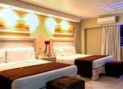 Riande Granada Urban Hotel - Panama City - Bedroom