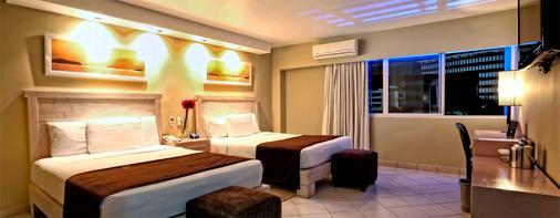 Riande Granada Urban Hotel - Cidade do Panamá - Quarto