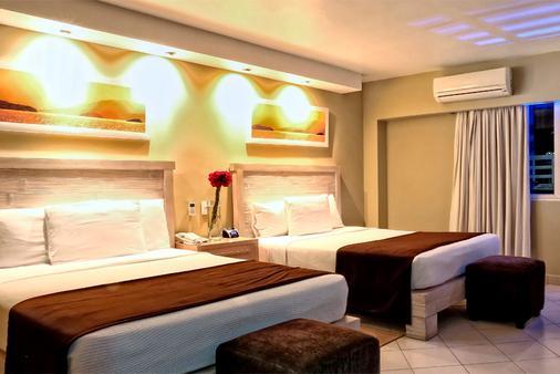 Riande Granada Urban Hotel - Πόλη του Παναμά - Κρεβατοκάμαρα