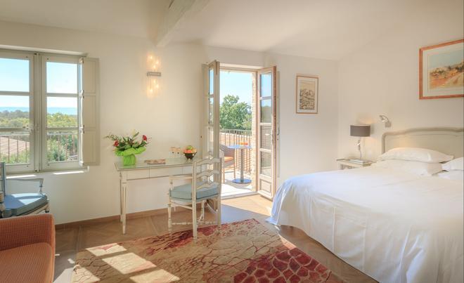 Le Jas de Gordes - Gordes - Bedroom