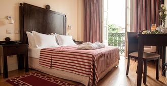 Hotel Bracara Augusta - בראגה - חדר שינה