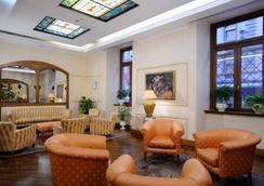 Hotel Torino - Rooma - Oleskelutila