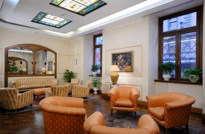 Hotel Torino - Rome - Lounge