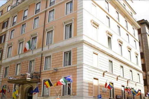 Hotel Torino - Rooma - Rakennus