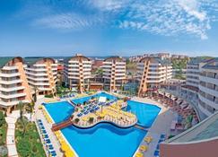 Alaiye Resort & Spa Hotel - Alanya - Building