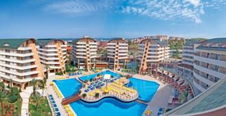 Alaiye Resort & Spa Hotel - Alanya - Edificio