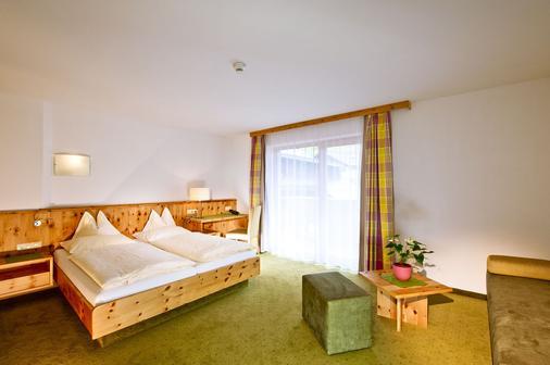 Hotel Mathiesn - Obergurgl - Bedroom