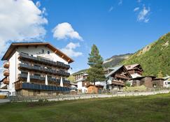 Hotel Mathiesn - Obergurgl - Edificio