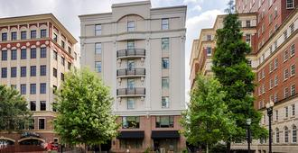 Residence Inn by Marriott Atlanta- Midtown/Peachtree at 17th - Atlanta - Gebouw