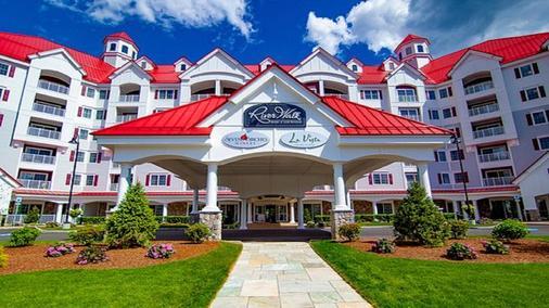 Riverwalk Resort At Loon Mountain - Lincoln - Building