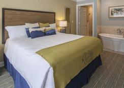 Riverwalk Resort At Loon Mountain - Lincoln - Bedroom