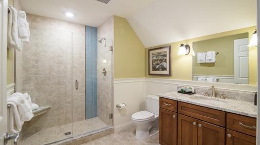 Riverwalk Resort At Loon Mountain - Lincoln - Bathroom