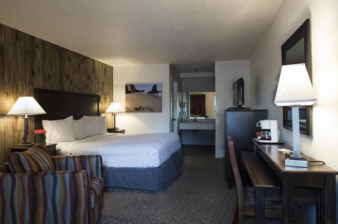 Mission Inn - Santa Cruz - Makuuhuone