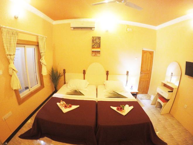 Wavoe Inn - Himmafushi - Bedroom