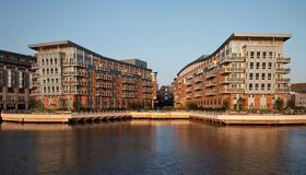 Battery Wharf Hotel, Boston Waterfront - Boston - Edificio