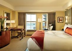 Battery Wharf Hotel, Boston Waterfront - Boston - Camera da letto