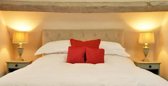 The Swan Inn Swinbrook - Burford - Bedroom