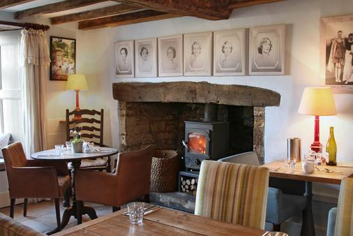 Swan Inn - Burford - Restaurant