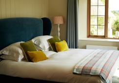 Swan Inn - Burford - Bedroom