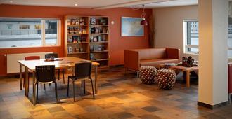Start Hostel - Keflavík - Sala de estar