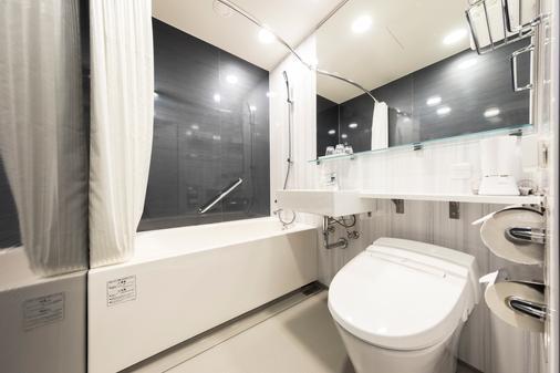 Tokyu Stay Sapporo - Sapporo - Phòng tắm