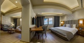 Gems Hotel - ביירות - חדר שינה