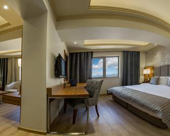 寶石酒店 - 貝魯特 - 貝魯特 - 臥室