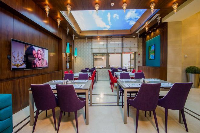 Gems Hotel - Βηρυτός - Τραπεζαρία