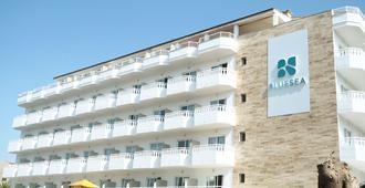 Blue Sea Hotel Don Jaime - Thị trấn Cala Millor - Toà nhà