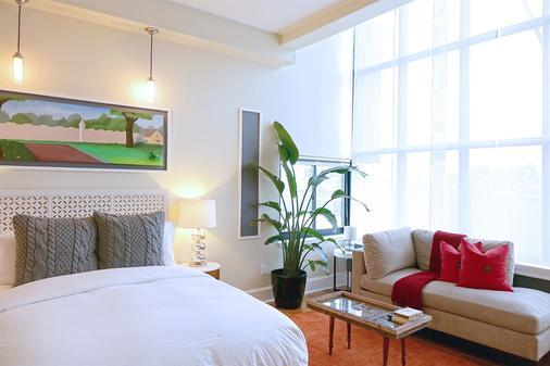 Henry Norman Hotel - Brooklyn - Phòng ngủ